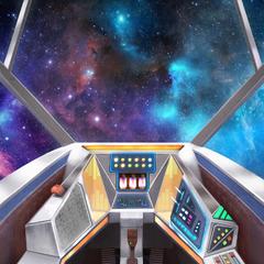 Inside Eos' Ship