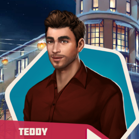 Teddy's regular Outfit