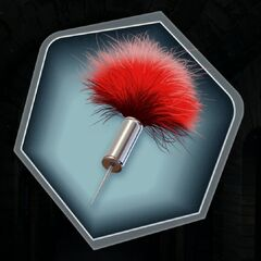Trap #3 poison darts