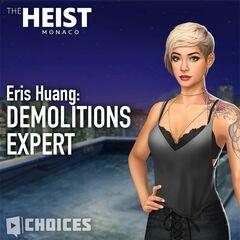 Eris Huang: Demolitions Expert Sneak Peek