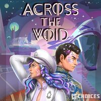 Across the Void, Book 1 Official Cover 2
