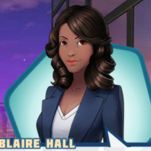 Blaire in Grace's Ember of Hope