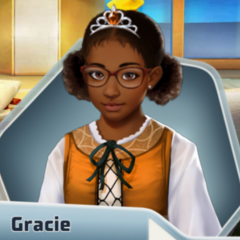 Young Grace in <i>Rules of Engagement, Book 2</i>