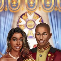 MC and Face 2 Liam in Heir Announcement Photo