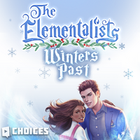 The Elementalists Winter Past Official Cover