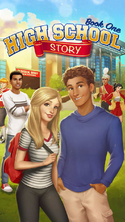 High School Story, Book 1