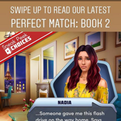 Announcement of Perfect Match 2 Premiere