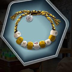 Pend Pals friendship bracelets