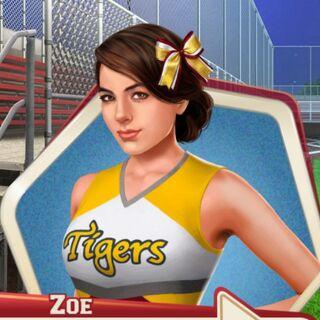 Berry Cheerleader uniform
