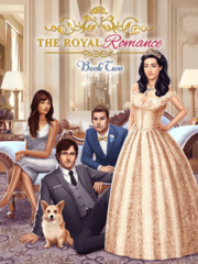 The Royal Romance, Book 2