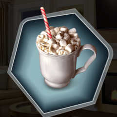 Hot Cocoa as seen in Ch. 12