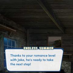 Jake's Romance Level