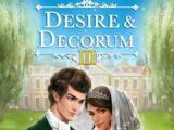 Desire & Decorum, Book 3 Choices