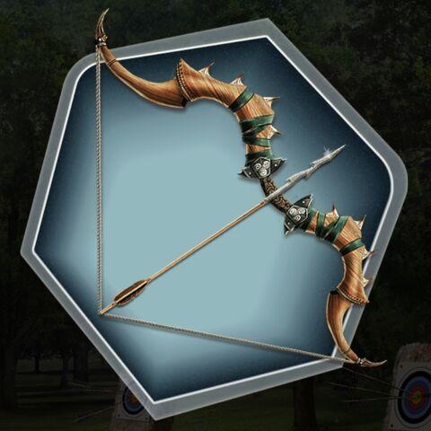 Rowan's Longbow