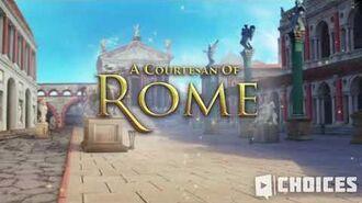 A Courtesan of Rome - Bacchanalia