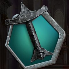 Hilt from Onxy Shards