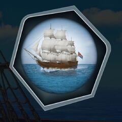 Oliver's ship