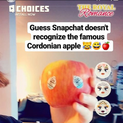 TRR Snapchat Filter