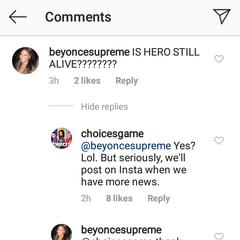 Hero Vol. 2 Update as of November 26, 2018