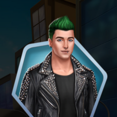 Punk...Steve? (Name revealed to be Gary)