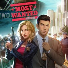 Dave on the Cover of Most Wanted, Book 1