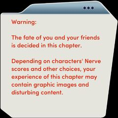 Chapter 15 Characters' Fates Warning
