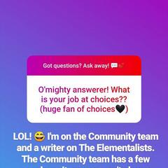Information on PB's Community Team