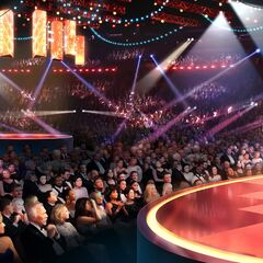 Award Gala Crowd/Stage as seen in Ch. 12