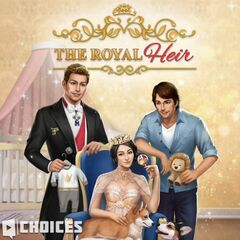Liam in The Royal Heir