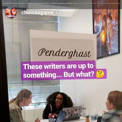 June 19, 2019 Writers' Meeting