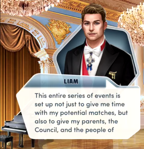 King Quot Liam Quot Choices Stories You Play Wikia Fandom