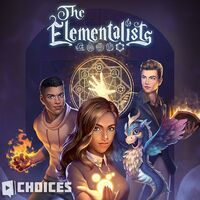 The Elementalists Cover 2