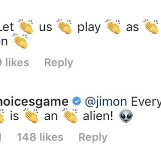Everyone's an Alien confirmation