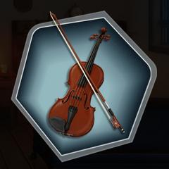 Cassian's fiddle