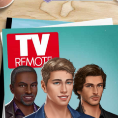 Male Raleigh & Avery on TV Remote Magazine in Ch. 3