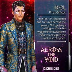 Sol Character Bio