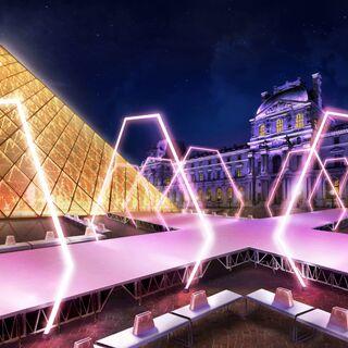 Louvre venue for Paris Week (L)