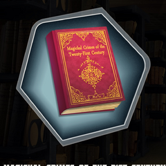 Magickal Crimes of the 21st Century Book