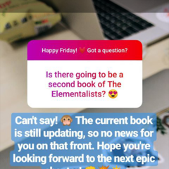 No News yet on TE BK 2 as of 02-01-2019