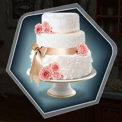 Floral Cake option