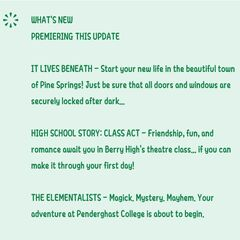 Book Summaries for HSS: Class Act, The Elementalists & It Lives Beneath