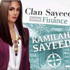 Kamilah Sayeed from Clan Sayeed