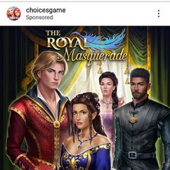 Second TRM Ad from Choices IG page