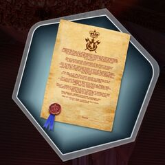 Auvernese Treaty / Marriage Contract