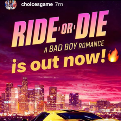 ROD is out now IG Announcement