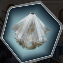 Kate's Wedding Veil Clue in Ch. 2