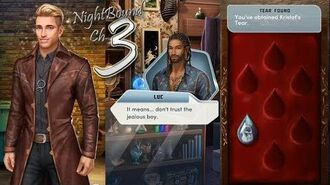 💎WOLVES DEN (🖤NIK) Choices NightBound, Chapter 3 (All Diamonds)