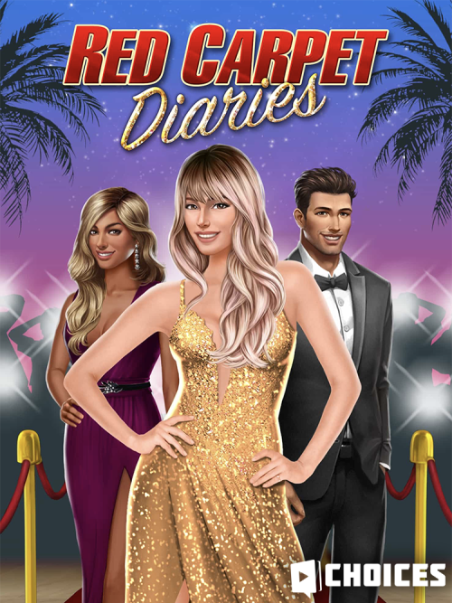 This Page Contains The Choices In Red Carpet Diaries Book  And Their Outcomes