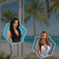 Who do you invite, Lina or Bianca?