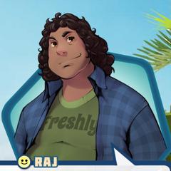 Raj's